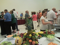 Business After Hours on Morningside College Campus